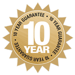 10 year guarantee on Composite Doors in Coventry and Warwickshire from Warwickshire Composite Doors, Windows and Conservatories